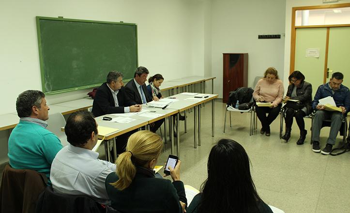 Junta Municipal del Distrito Este-Alcosa-Torreblanca de diciembre de 2014 / Fran Piñero