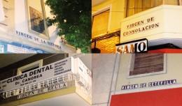 Los Remedios, el barrio con más vírgenes en el callejero