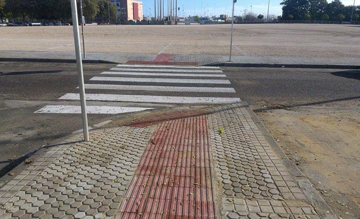 Actuaciones en las calles Algaba y Miguel Fleta
