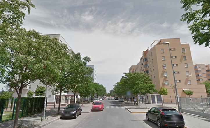 Calle Concepción Estevarena / Google Maps