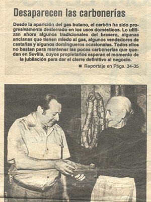 Recorte de ABC de Sevilla