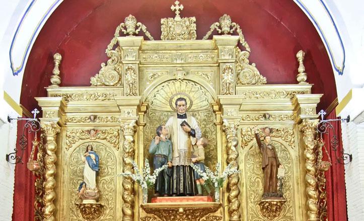 Triana contará con un monumento a Don Bosco