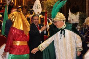 Los Reyes Magos y el Heraldo ya están en Triana
