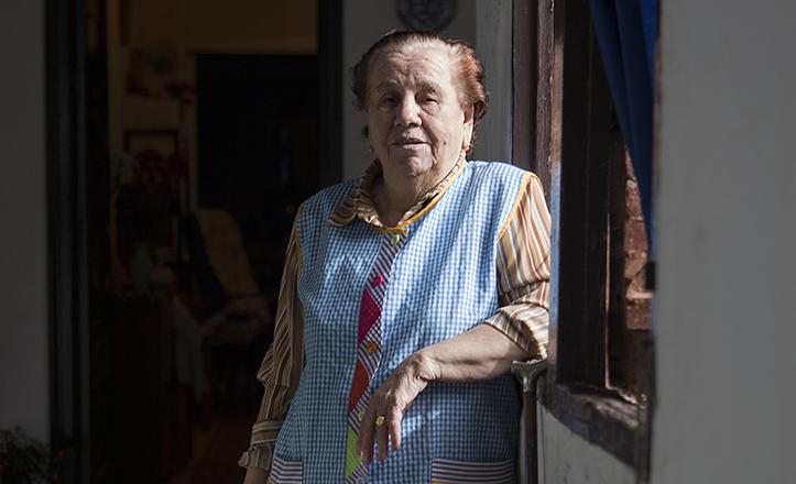 Felisa vive en el palacio del Pumarejo / Laura Zorrilla