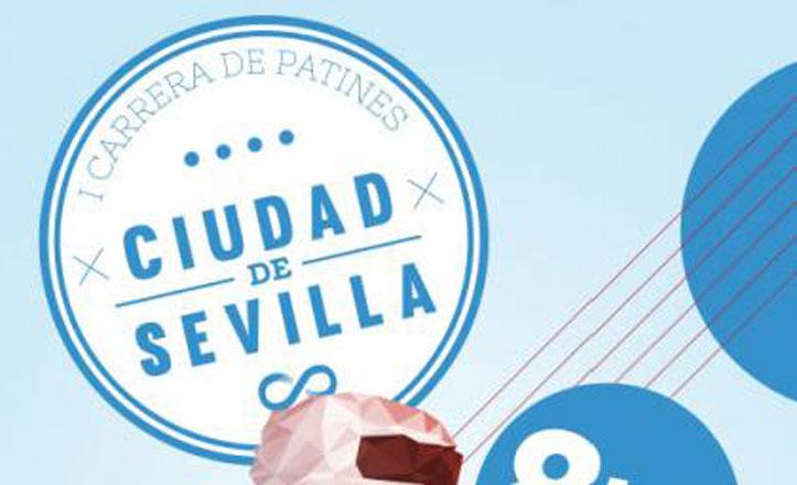Más de 1.100 inscritos en la primera Carrera de Patines de Sevilla