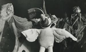 Entre la «Luna» y el «Sol» aparecía Curro, en 1989