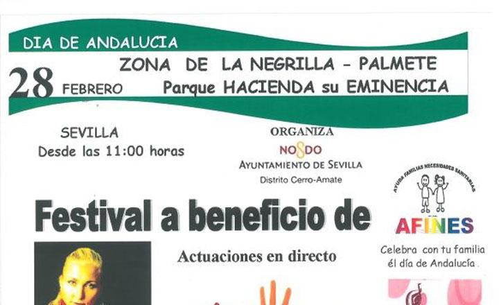 Día de Andalucía en La Negrilla-Palmete