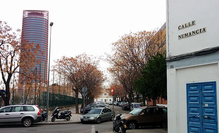 Las ciudades españolas que «alberga» Triana