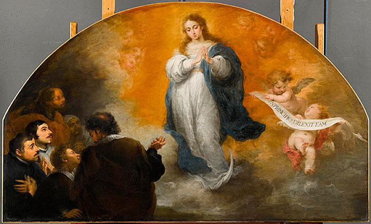 El Triunfo de la Inmaculada
