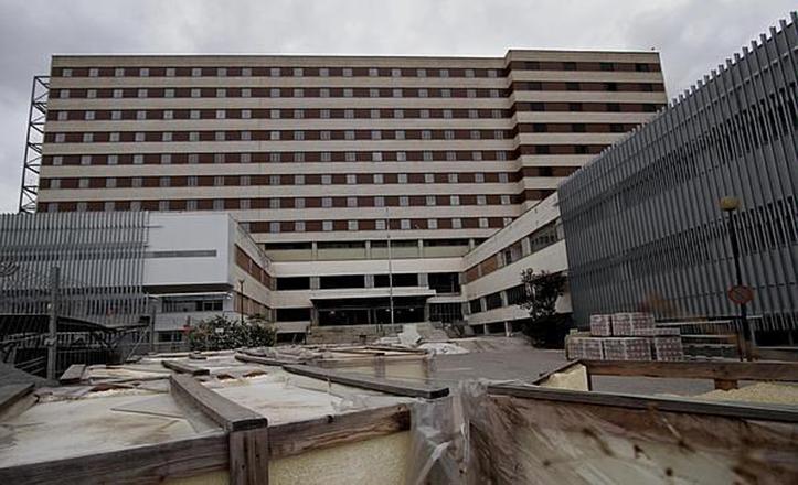 Hospital Militar de Sevilla
