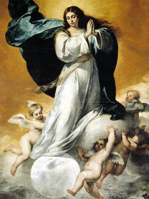 Inmaculada «La Colosal», de Murillo