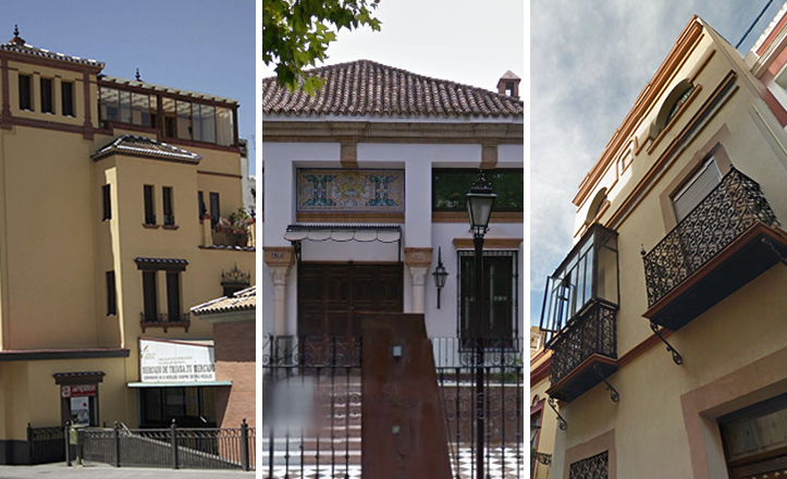 Casas exclusivas de Sevilla