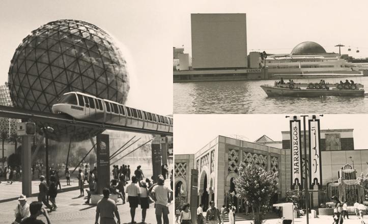 Diccionario nostálgico de la Expo de Sevilla: 1992-2015 (I)