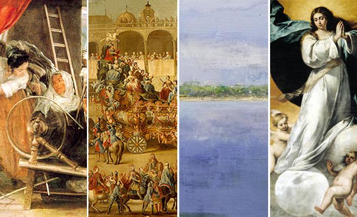 Los diez pintores por excelencia que ha dado Sevilla