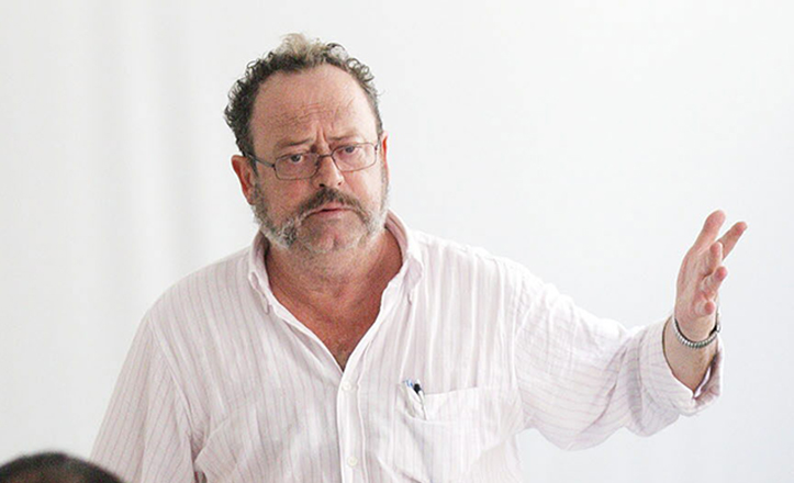 Rafael de Cózar en una foto de archivo