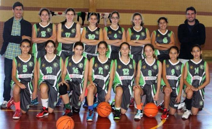 II Campeonato Interprovincial de baloncesto femenino en el Cerro-Amate