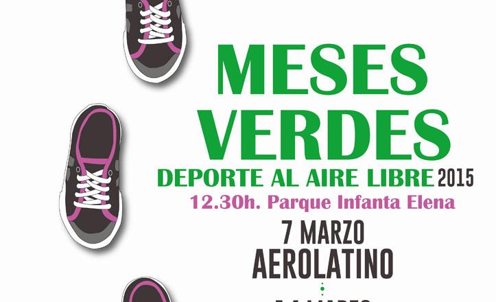Más deporte al aire libre llega al Infanta Elena con los «Meses Verdes»