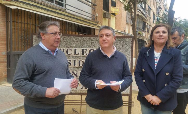La barriada Lionel Carvallo, «pública» tras 50 años de titularidad privada