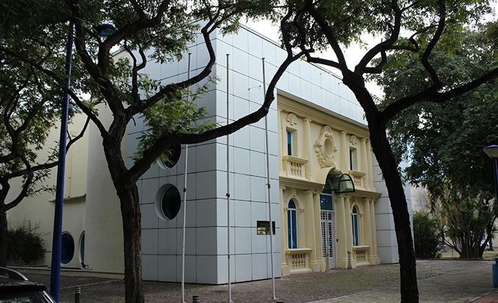 Estación de Ecología Acuática Príncipe Alberto de Mónaco / Fran Piñero