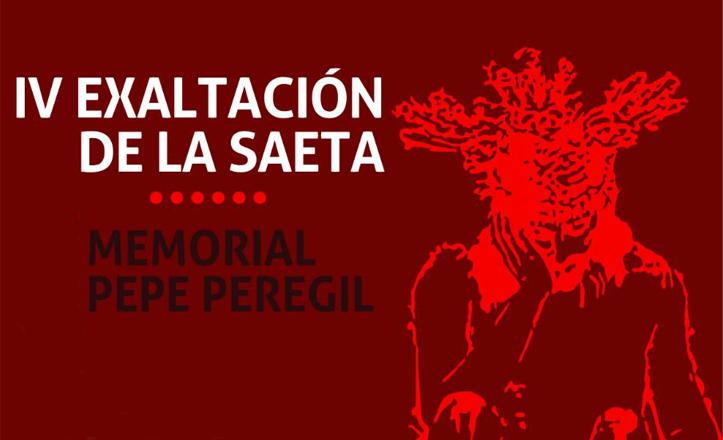 IV Exaltación de la Saeta Memorial Pepe Peregil