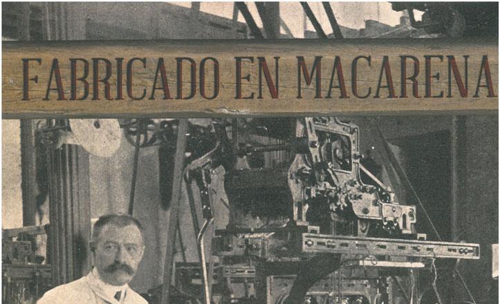 Exposición «Fabricado en Macarena»