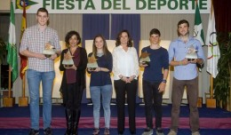 El Club Náutico celebra su X Fiesta del Deporte