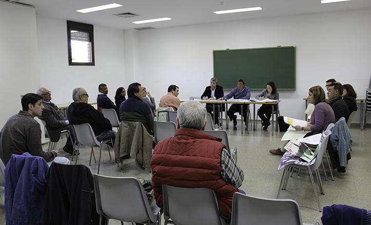 Junta de Distrito Este-Alcosa-Torreblanca de marzo 2015