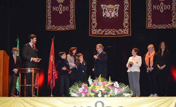 Entregados los premios «macarenos del año»