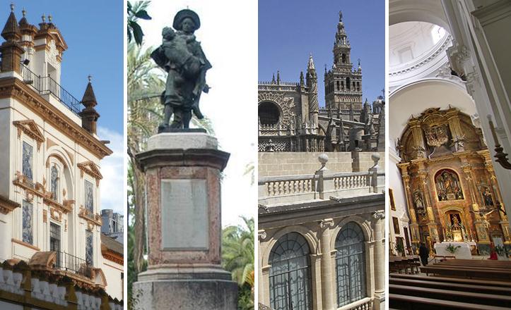 Las diez huellas de Miguel de Mañara en Sevilla