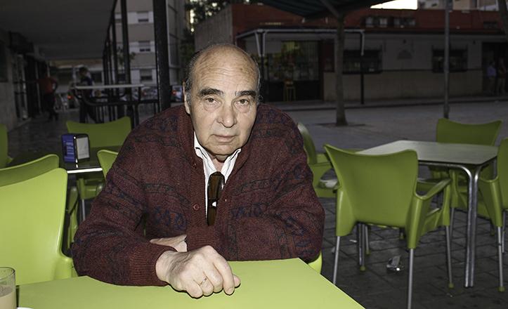 La carga genética y, sobre todo, el estrés producido por un grave accidente de circulación marcaron el destino de Pepe Márquez / F.P.