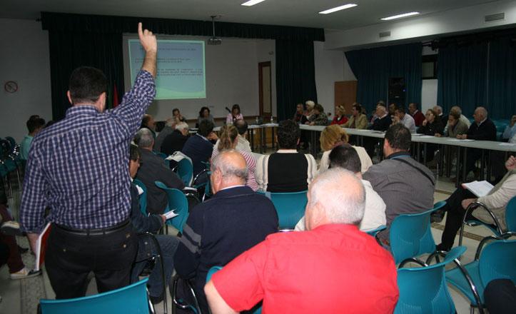 Abierto el plazo en San Pablo-Santa Justa para las subvenciones de funcionamiento