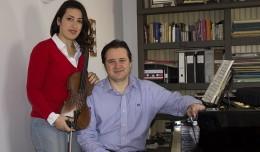 Mariarosaria D'Aprile y Tommaso Cogato