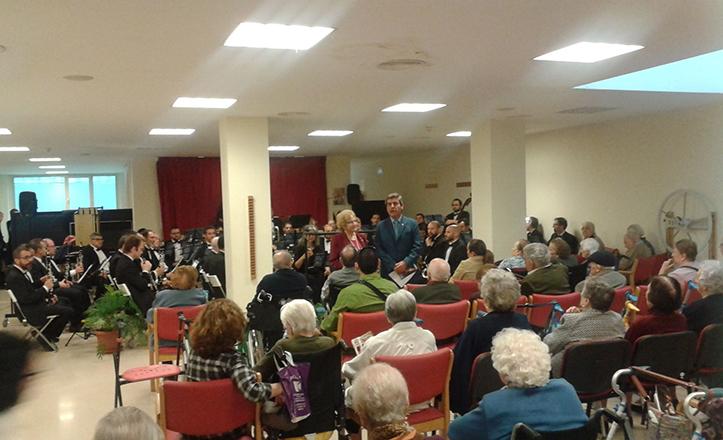 Concierto de la Banda Sinfónica Municipal de Sevilla en Fundomar