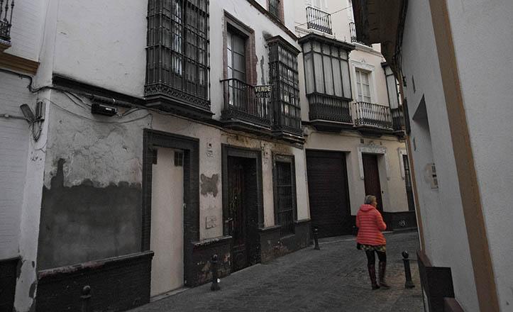En la calle Bailén, entonces Dormitorio de San Pablo, residió la familia de Murillo / Juan Flores