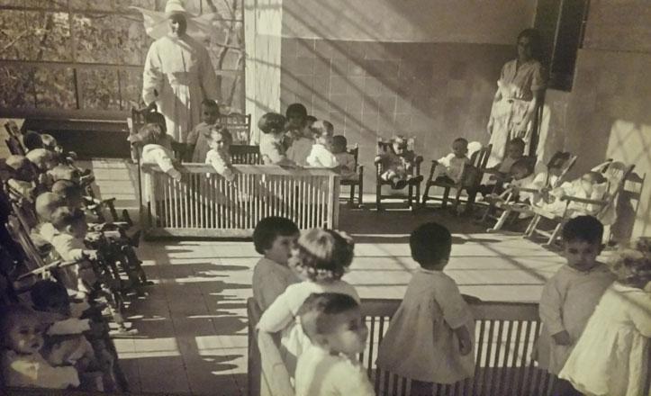 La Macarena, diez imágenes para el recuerdo de un barrio fabril