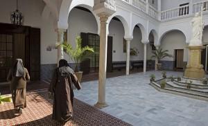 El convento de las Teresas, del corazón de Sevilla al cupón de la Once