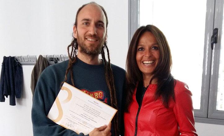 El distrito Macarena entrega los diplomas de sus talleres