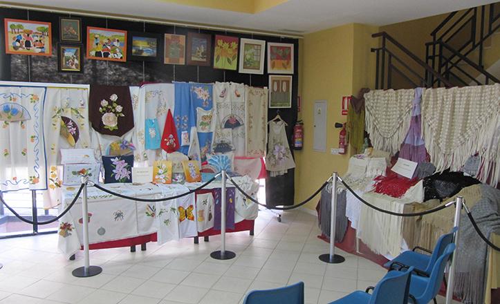 Exposición de los talleres San Pablo-Santa Justa