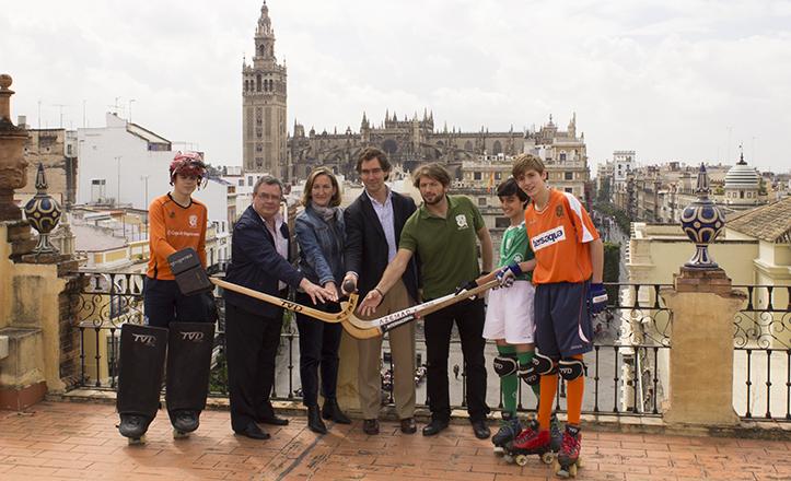Sevilla acoge la final de alevines del Sector Sur de Hockey sobre patines / Fran Piñero