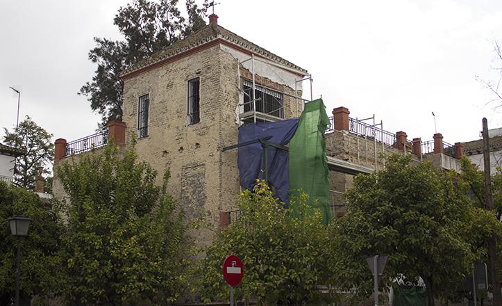 Los trabajos en los chalets de Heliópolis no alteran la estructura, composición, fachada o cubiertas / Fran Piñero
