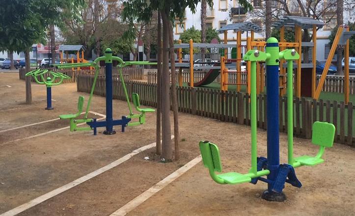 Nuevos juegos biosaludables para mayores en Bellavista-La Palmera