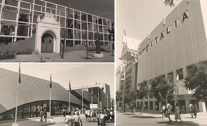 Diccionario nostálgico de la Expo de Sevilla 1992-2015 (V)