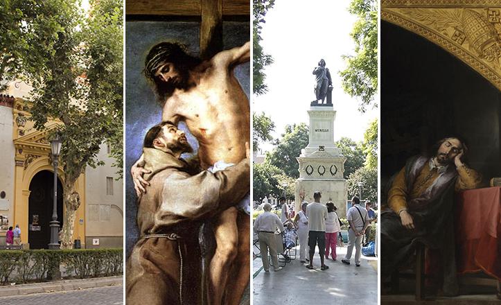 Huellas de Murillo en Sevilla