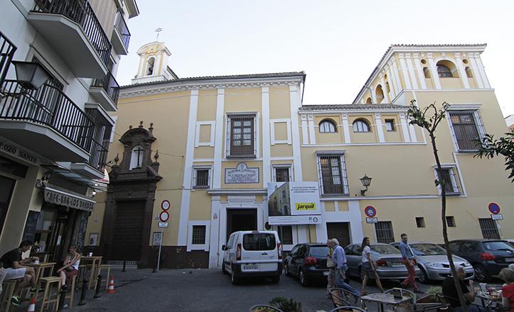 Juan del Castillo, maestro de Murillo, tuvo su taller en la plaza del Pozo Santo / V. Gómez