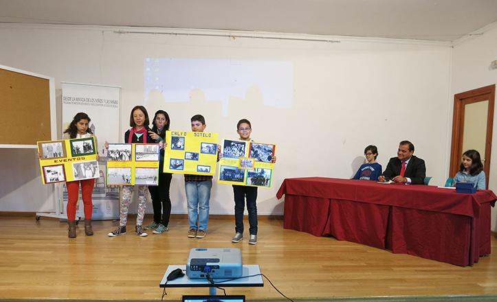 Soluciones al Distrito San Pablo-Santa Justa por los niños del CEIP Calvo Sotelo