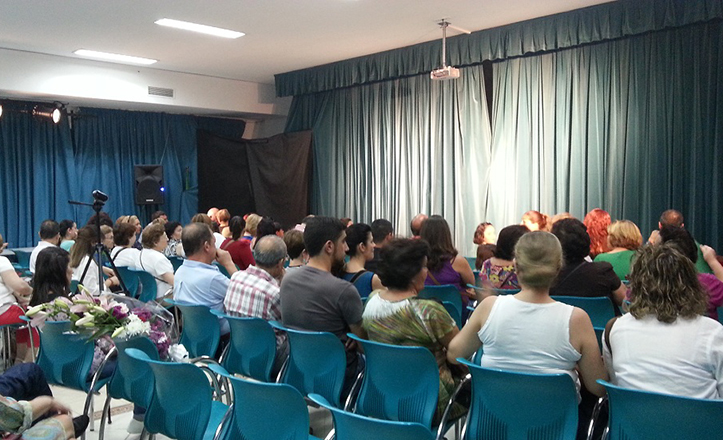 Taller de Teatro en San Pablo-Santa Justa