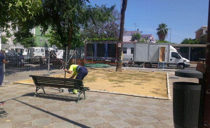 Aprobadas las obras en varias calles del distrito Cerro-Amate