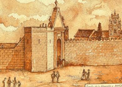 La puerta y el puente de La Barqueta: pasado y presente en Sevilla