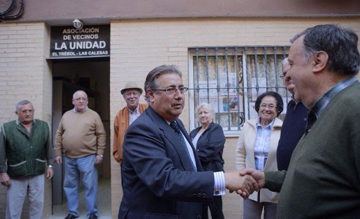 Las obras de la barriada El Trébol comenzarán en junio