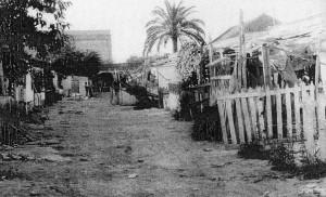 Barrio suburbial de Laffitte / Nomenclatura de calles...